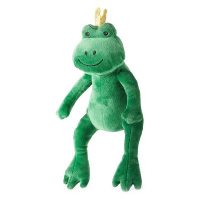 Okie Dokie Frog Prince Plush Doll - Baby