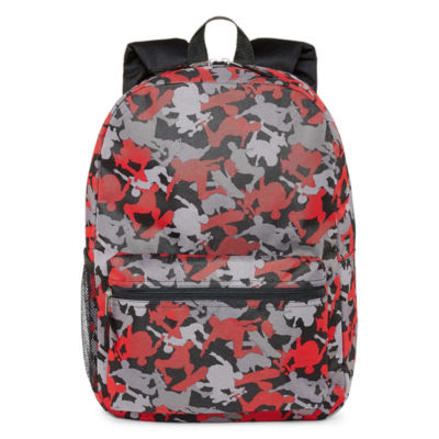 City Streets Skateboard Backpack
