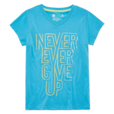 Xersion Graphic T-Shirt Girls' 4-16 and Plus