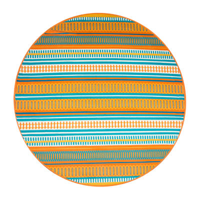 Rizzy Home Glendale Collection Axel Stripe Area Rug