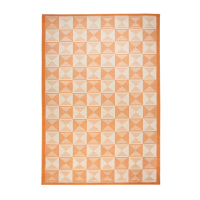 Rizzy Home Glendale Collection Ajax Geometric Rug