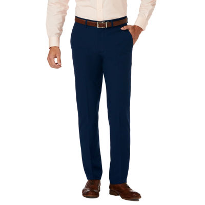 JM Haggar Slim Fit Flat Front Pant