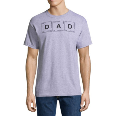 Father's Day Periodic Table Graphic Tee