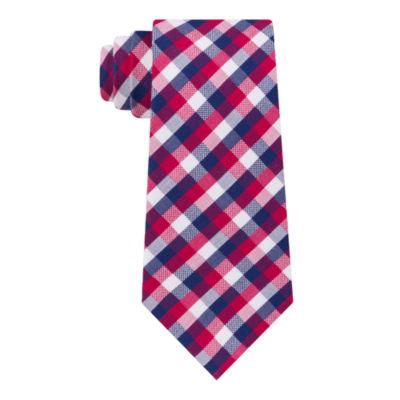 Stafford Plaid Tie - XL