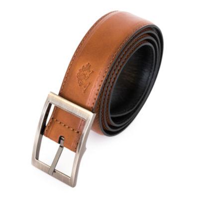 Us Polo Assn. Mens Reversible Belt