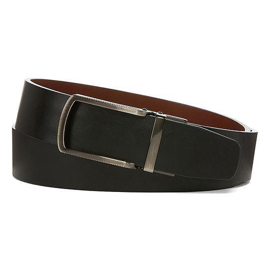 JF J.Ferrar® Ratchet Buckle Click to Fit Belt