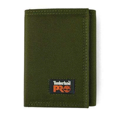 Timberland Pro Nylon Trifold Wallet