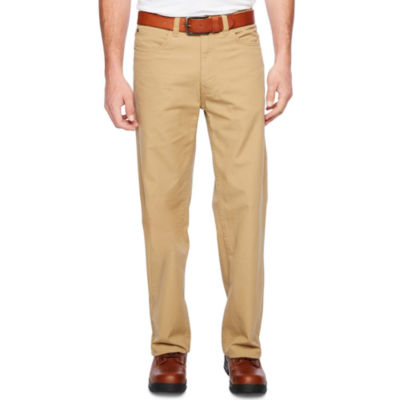 Smith Workwear Flat Front Pants