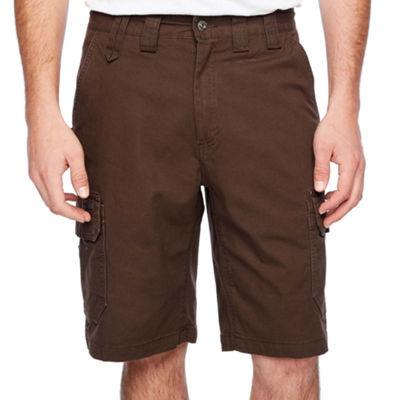 Smith Workwear Mens Mid Rise Cargo Short