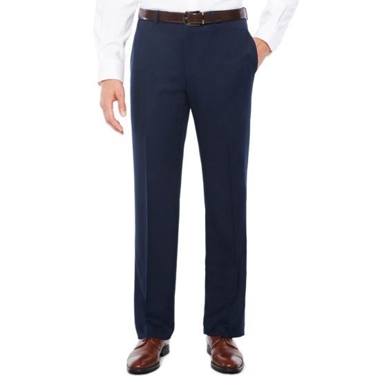 Collection by Michael Strahan  Classic Fit Flat Front Pants
