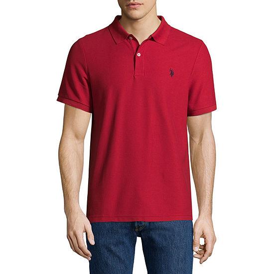 U.S. Polo Assn. Short Sleeve Ultimate Pique Polo Shirt