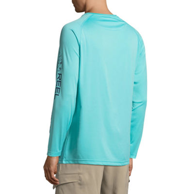 Reel Southern Long Sleeve Graphic T-Shirt