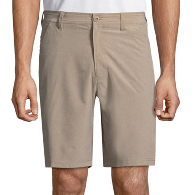 Reel Southern Mens Mid Rise Stretch Hybrid Shorts