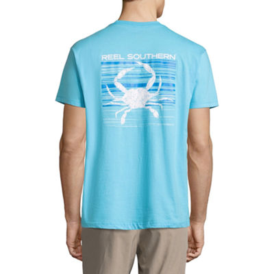 Reel Southern Short Sleeve Logo Graphic T-Shirt
