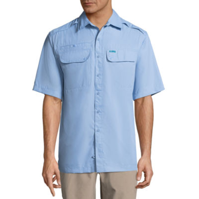 Reel Southern Short Sleeve Button-Front Shirt