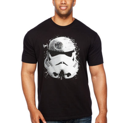 Mad Engine Mens Crew Neck Short Sleeve Graphic T-Shirt-Big and Tall