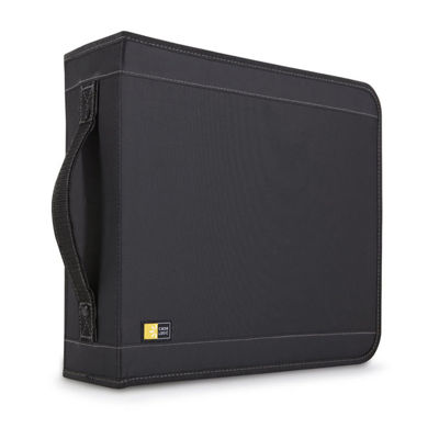 Case Logic CDW-208 Nylon CD Wallet - 224 Capacity