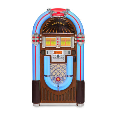 Crosley Full-Size Bluetooth Jukebox