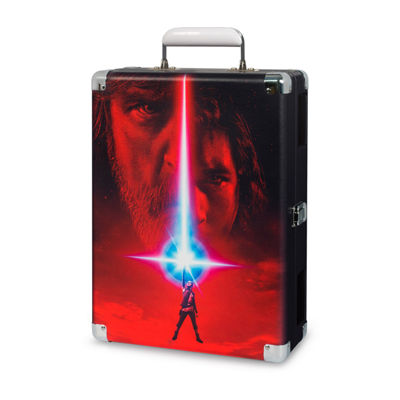 Crosley Cruiser Deluxe Turntable - Star Wars: The Last Jedi - Limited Edition