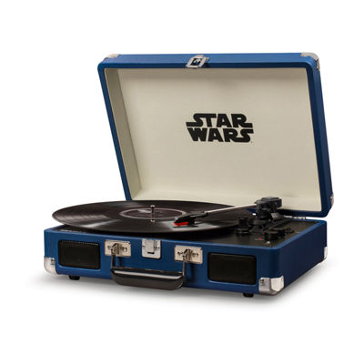 Crosley Cruiser Deluxe Turntable - Star Wars Classic - Special Edition