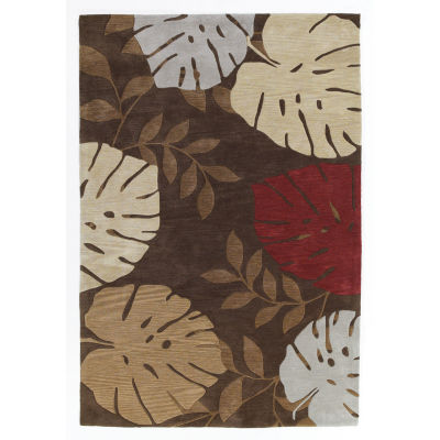 Kas Bali Fauna Hand Tufted Rectangular Rugs