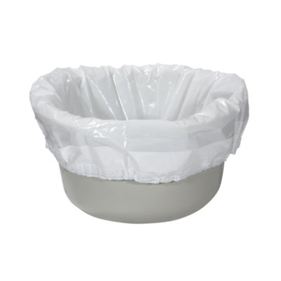 Drive Medical Commode Pail Liner, Pack of 12