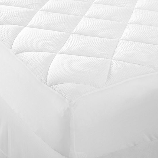 All Seasons Reversible Sherpa Luxury Mattress Pad by Home Fashion Designs