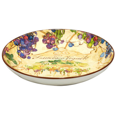 Certified International Vino Serving Bowl