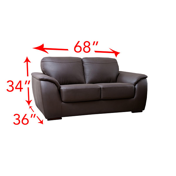 Black Leather Sofa Jcpenney