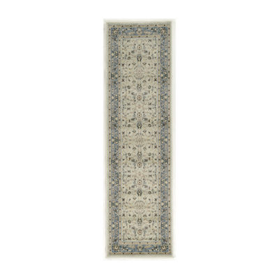 Alba Motiff Traditional Oriental Area Rug