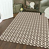 Basilica Allie Contemporary Geometric Area Rug