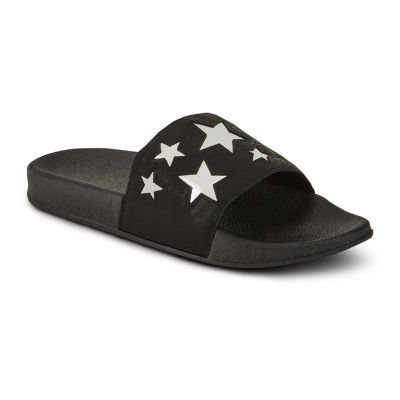 Arizona Womens Star Pool Slide Sandals