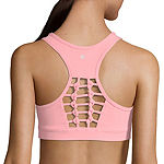 Xersion Macrame Bra Medium Support Sports Bra