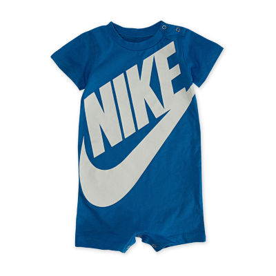 Nike Short Sleeve Romper - Baby Boys