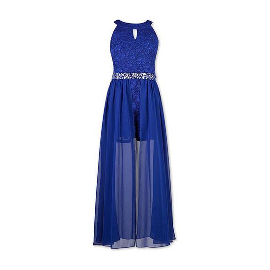 Speechless - Big Kid Girls Sleeveless Maxi Dress
