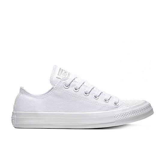 Damen converse Weiß gold Chuck Taylor All Star Craft Ox Sneaker