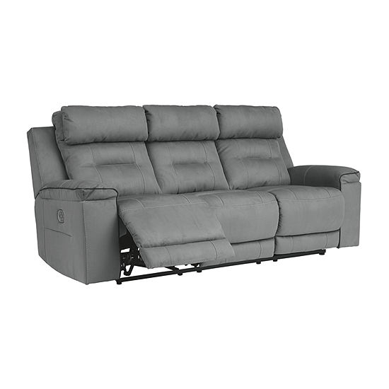 Signature Design by Ashley® Trampton Power Reclining Sofa