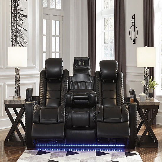 Signature Design by Ashley® Party Time Power Reclining Sofa