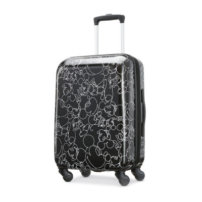 American Tourister Mickey Scribbler 21 Inch Hardside Lightweight Luggage