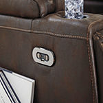 Signature Design by Ashley® Game Zone Power Reclining Sofa