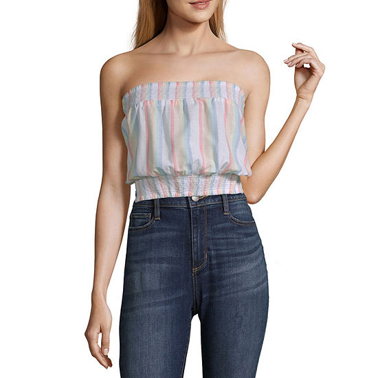 Derek Heart Tube Top-Juniors