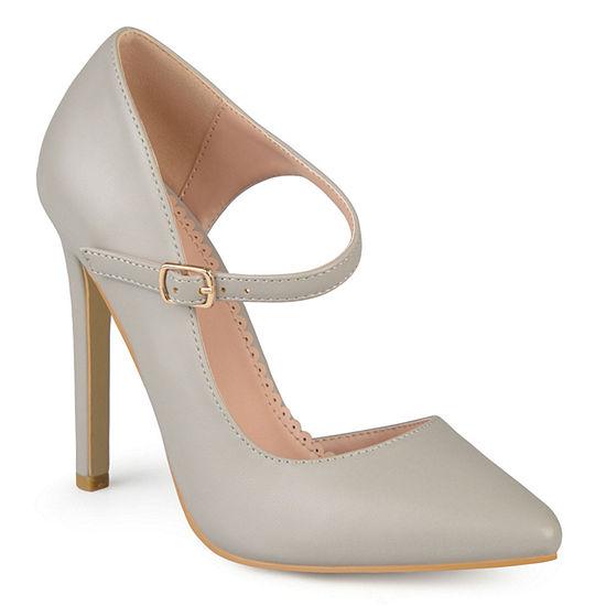Journee Collection Womens Athea Pumps Stiletto Heel