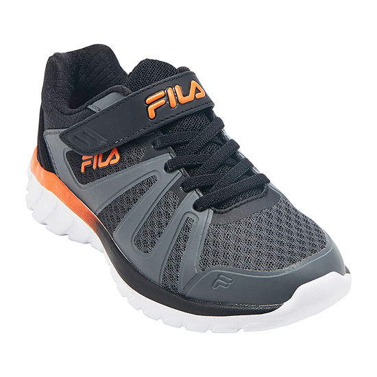 Fila Cryptonic 6 Strap Little Kid/Big Kid Boys Running Shoes