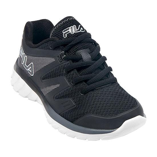 Fila Tempera 4 Little Kid/Big Kid Boys Running Shoes