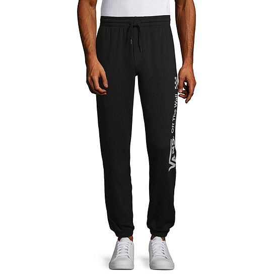 Vans Fleece Mens Relaxed Fit Pull-On Pants