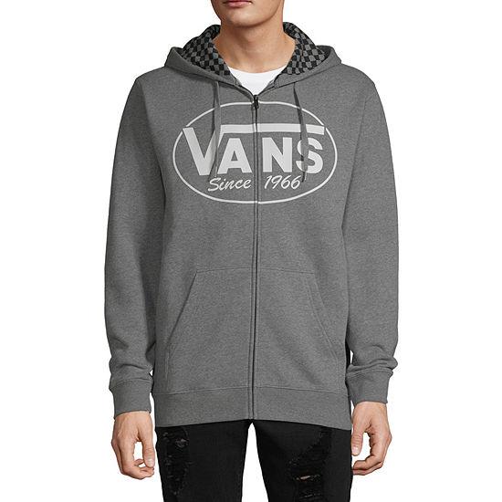 Vans Novelty Fleece Mens Long Sleeve Hoodie
