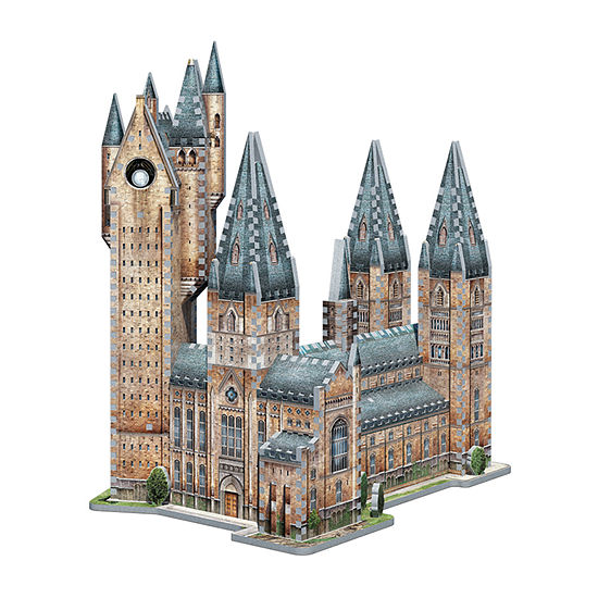 Harry Potter Collection - Hogwarts - Astronomy Tower 3D Puzzle: 875 Pcs