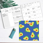 "Tf Publishing July 2020 - June 2021 Avocado Best Life Large 12"" X 12"" Monthly Planner"