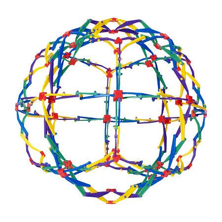 Hoberman Mini Sphere - Rainbow, One Size , Multiple Colors