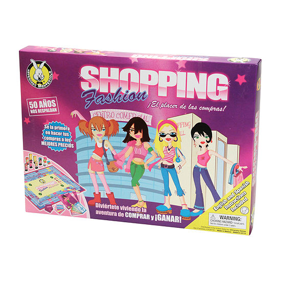 University Games Juego de Shopping Mall - FashionShopping Mall Game